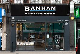 Banham Golders Green – North London Showroom