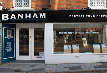 Banham South of England Showroom