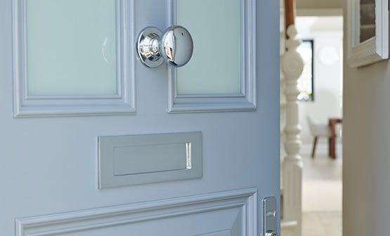 Banham Security Home Door