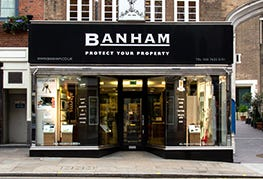 Banham Kensington – Central London Showroom