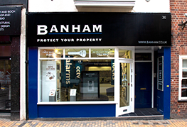 Banham Thames Valley Showroom