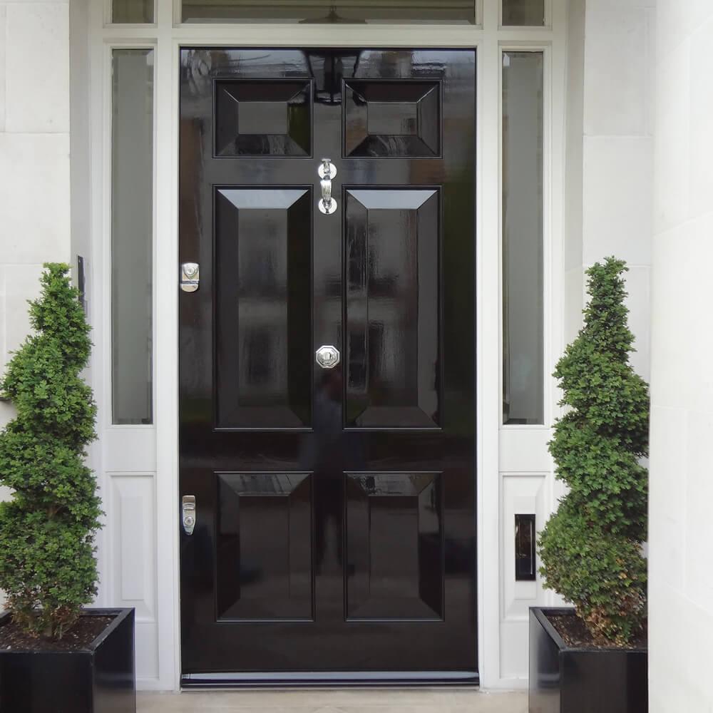 Security Doors With Bespoke Design | Door Security From Banham
