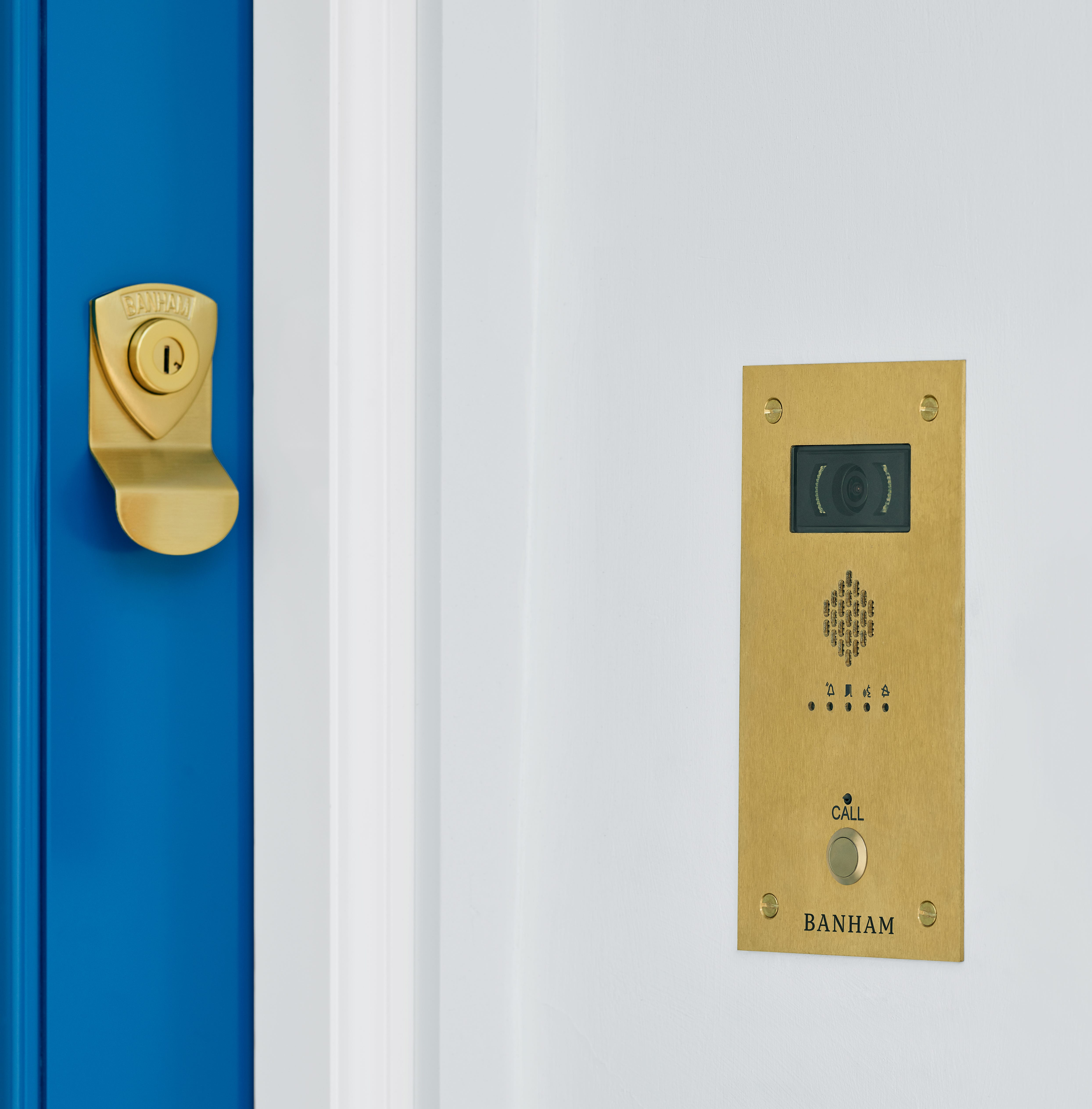 Entry Access Control Systems Uk Banham