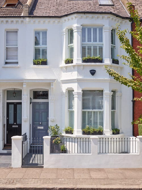 London House with Banham Security